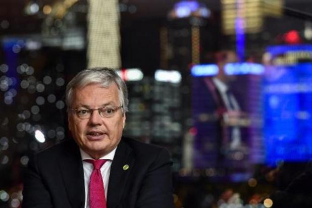 """Nieuwe Europese Commissie - """"Nu stabiele parlementaire meerderheid in parlement op de been brengen"""""""