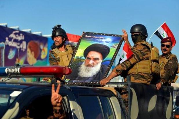 Contestation en Irak : l'Onu discute d'une sortie de crise avec une figure tutélaire de la politique