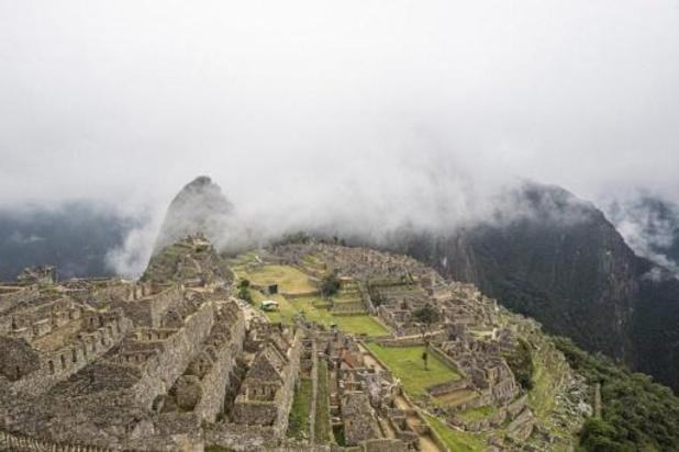 Coronavirus - Site van Machu Picchu moet opnieuw sluiten