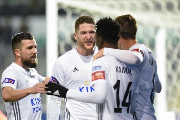 Proximus League - OH Leuven en Beerschot strijden nog voor titel in 1B