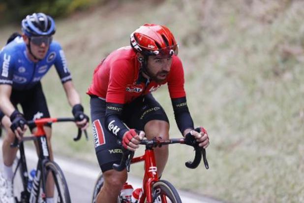 Giro - Thomas De Gendt krijgt prijs voor superstrijdlust
