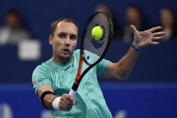 European Open: éliminé par Gilles Simon, Steve Darcis ne jouera plus sur le sol belge