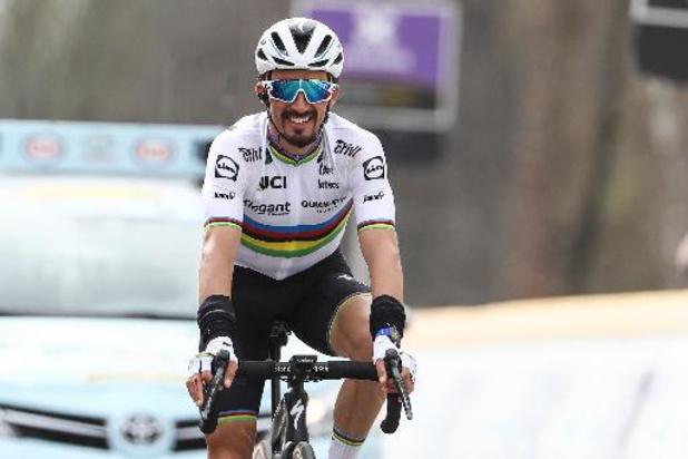 """Tour des Flandres - """"Kasper Asgreen est comme une machine, il va gagner beaucoup de courses"""""""