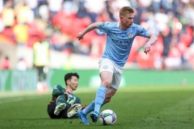 Kevin De Bruyne mist ook duel met Newcastle