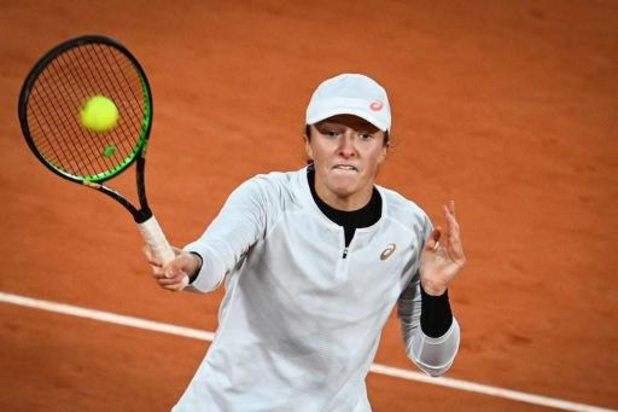 Roland-Garros - Iga Swiatek rejoint Nadia Podoroska en demi-finales