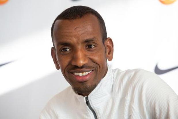 Bashir Abdi devancé de peu par Sir Mo Farah au semi-marathon de Djibouti