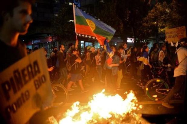 Le président chilien affirme qu'il ne va pas démissionner malgré la crise