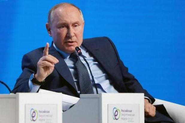 Rusland mikt op koolstofneutraliteit tegen 2060