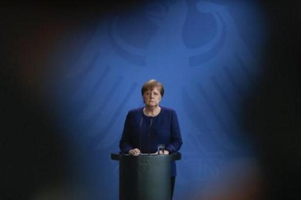 Nouveau le 1er juillet - L'Allemagne à la présidence de l'UE pour 6 mois