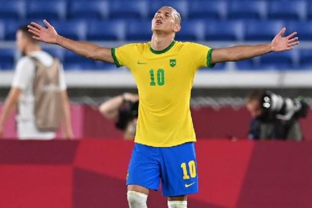 Le Brésil bat largement l'Allemagne, le Japon et Miyoshi s'imposent