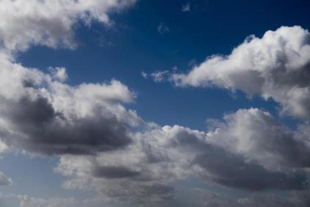 Une semaine entre nuages, gouttes de pluie et timides éclaircies