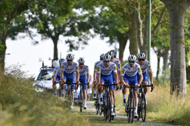 Deceuninck-Quick.Step organiseert trainingskamp in Dolomieten