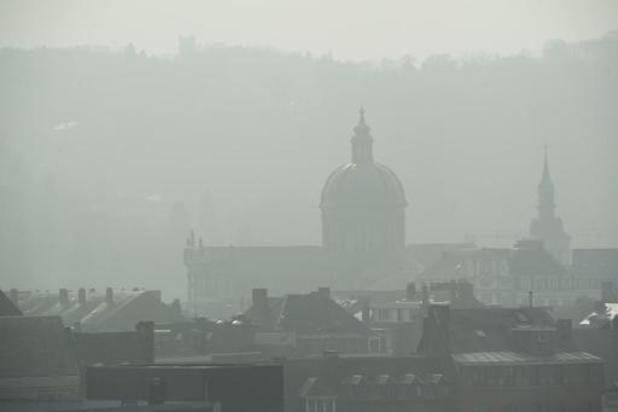 België overschrijdt nog steeds Europese gezondheidsnorm voor luchtvervuiling