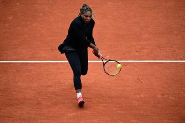 Serena Williams qualifiée, Marketa Vondrousova, finaliste 2019, battue dès le premier tour à Roland-Garros