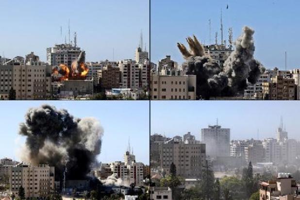 """Conflit israélo-palestinien - Pour Netanyahu, l'immeuble abritant des médias était """"une cible parfaitement légitime"""""""