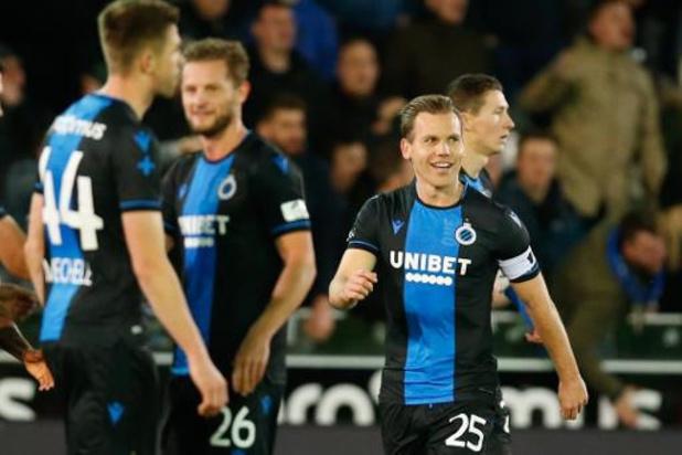 Jupiler Pro League - Le Club Bruges organise un spectacle virtuel des champions dimanche