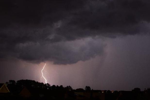 Le mercure va remonter ce week-end mais le temps sera orageux
