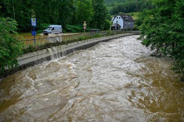 Minstens 20 doden door noodweer in Duitsland, tientallen mensen vermist