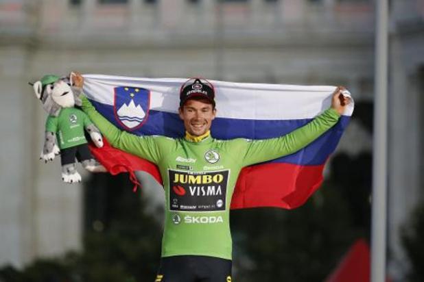 Coronavirus - Primoz Roglic kroont zich tot Sloveens kampioen