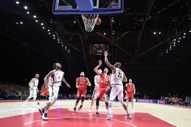 Euromillions Basket League: Le Brussels jouera quatre matchs au Palais 12 tous les ans