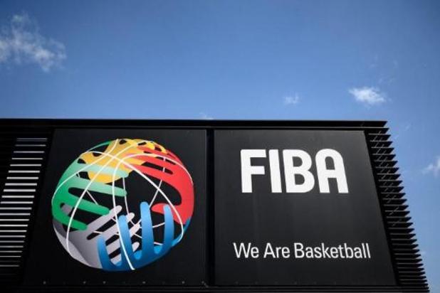 Trois compétitions de la FIBA ne reprendront pas