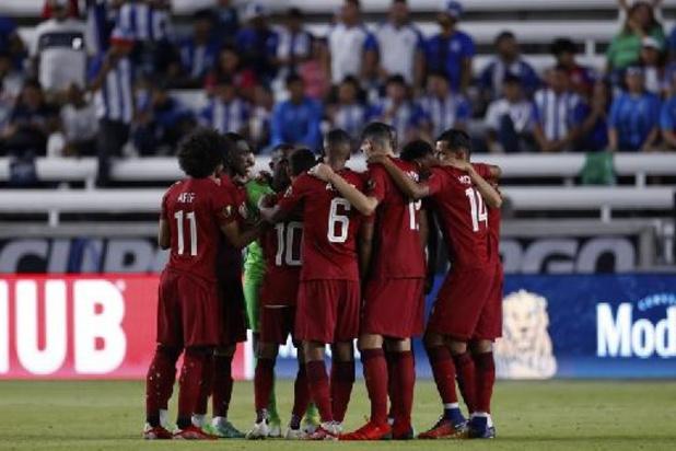 Gold Cup - Le Qatar rejoint les quarts de finale