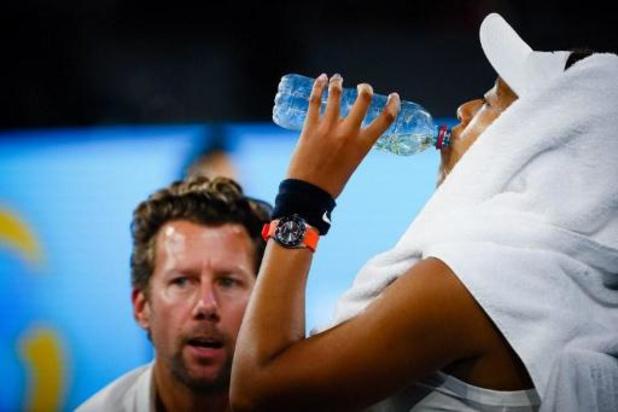 """Open d'Australie - Naomi Osaka : """"Wim voulait que je retourne mieux et cela a très bien fonctionné"""""""