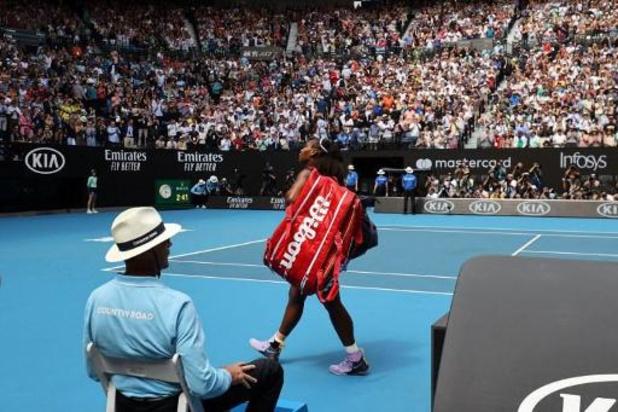 WTA Lexington - Serena Williams sortie par la 116e mondiale en quarts de finale