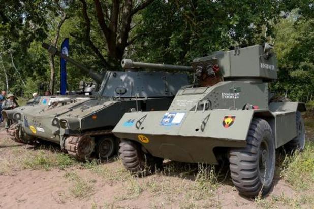 Tanks in Town commémorera la libération de Mons les 27, 28 et 29 août