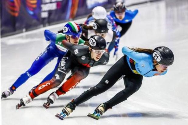 Hanne Desmet finaliste sur 1.500m, Stijn Desmet en demi-finale chez les messieurs