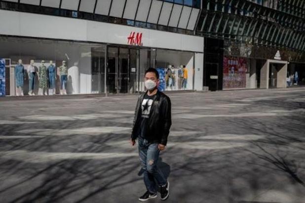 Des milliers d'emplois menacés chez H&M