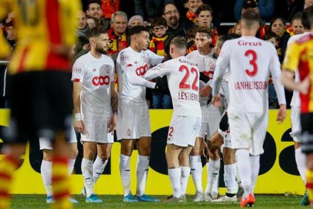 Jupiler Pro League - Le Standard renoue avec la victoire à Malines (2-3) pour débuter l'année 2020