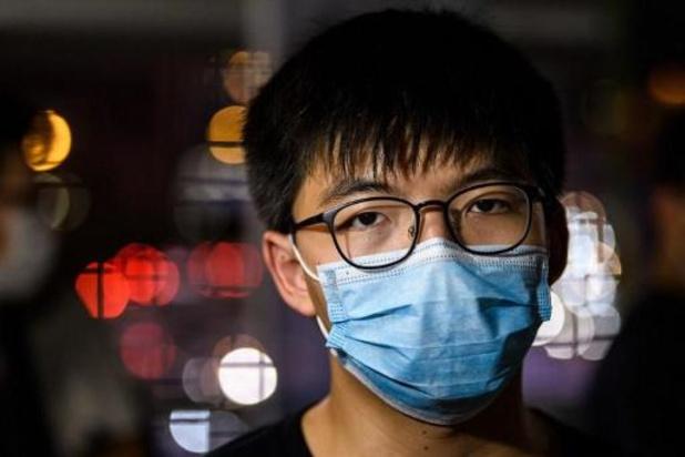 Hongkongse oppositiepartij Demosisto ontbonden wegens ongerustheid over veiligheidswet