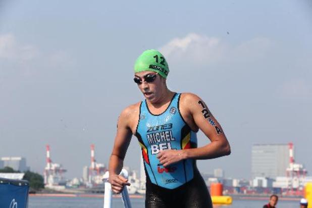 World Triathlon Series - Claire Michel dans le top 10 des féminines, Valérie Barthelemy 16e à Yokohama
