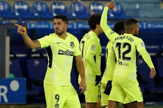 Atlético Madrid, zonder Carrasco, sneuvelt bij derdeklasser Cornella