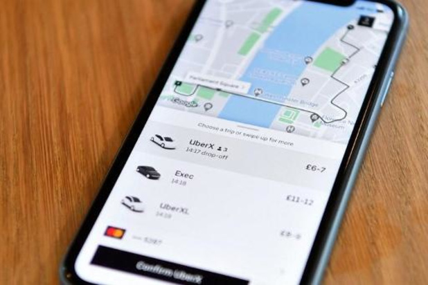 Uber reconnaît aux chauffeurs britanniques un statut salarié, une première