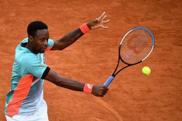 Monfils éliminé dès le 1er tour de Roland-Garros, une première depuis 2005