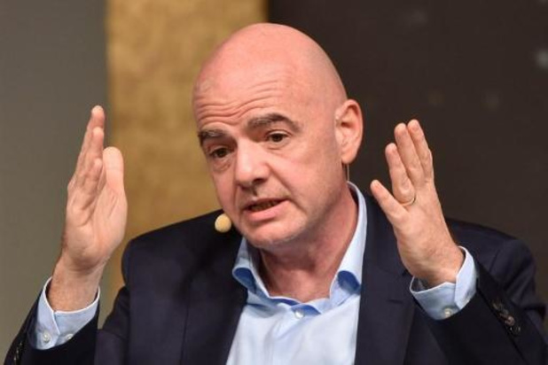 Coronavirus - FIFA raadt aan om alle internationale wedstrijden tot eind april te schrappen