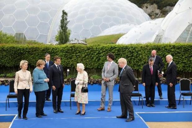 Angela Merkel reçue vendredi par la reine Elizabeth II à Windsor