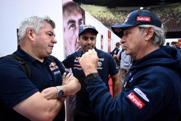 Dakar 2021: Jean-Marc Fortin leidt grootste Belgische team ooit