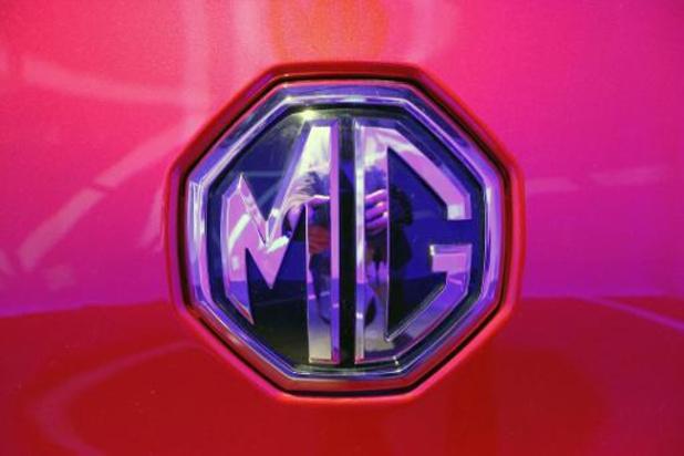 Automerk MG maakt comeback op Belgische markt