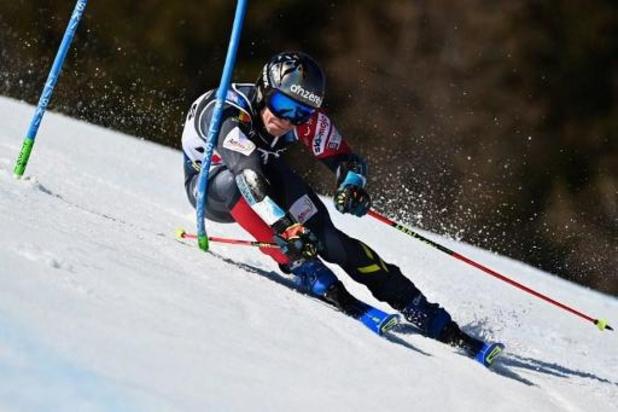 Belgische ploeg strandt in eerste ronde van parallelslalom op WK alpijnse ski