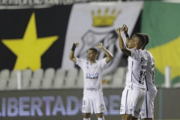Santos rejoint Palmeiras dans une finale brésilienne