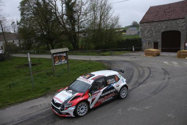 Le Rallye de Wallonie lancera le championnat de Belgique, qui comptera dix rallyes