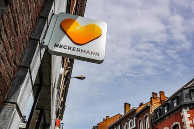 Coronavirus - Neckermann Belgique demande un soutien fédéral de 5 millions d'euros
