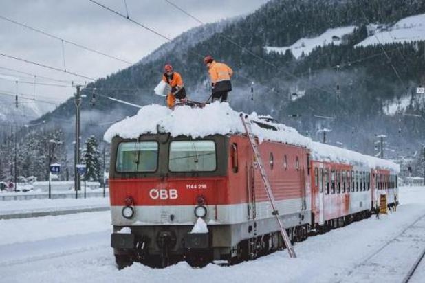 Nachttrein naar Oostenrijkse skigebieden afgeblazen