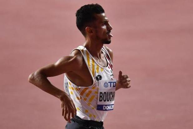 WK atletiek - Soufiane Bouchikhi wordt 14e in finale 10.000m