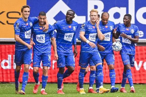 Ontketend AA Gent droogt onherkenbaar Club Brugge af