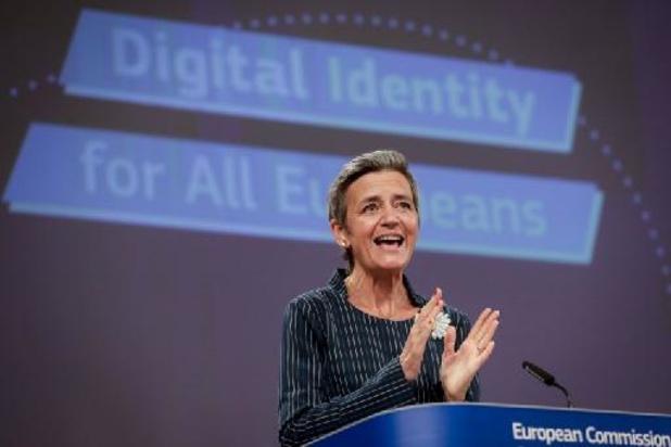 Commissie stelt Europese digitale identiteit voor