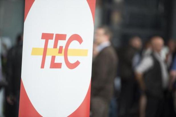 Les TEC suspendent le transport scolaire